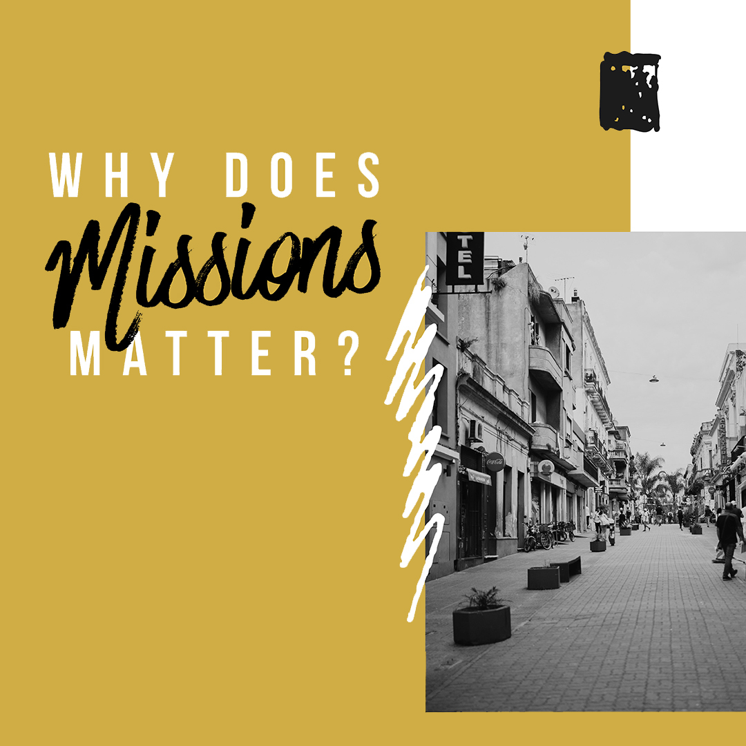 Why Does Missions Matter | Zoom Event
