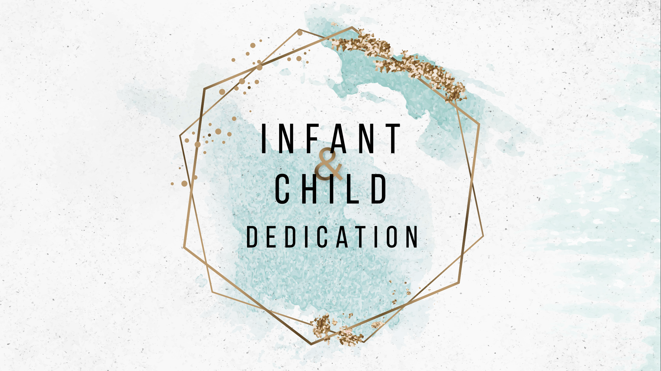 Infant/Child Dedication