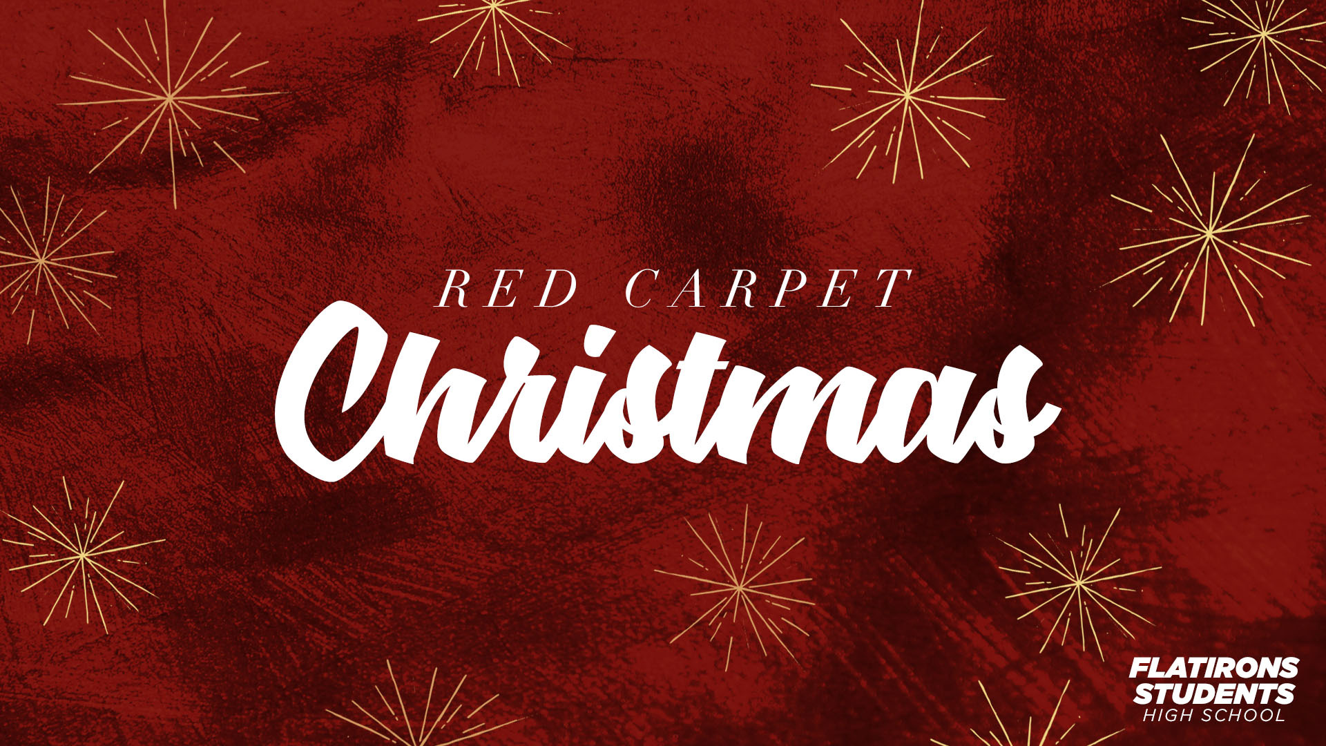 REV Red Carpet Christmas